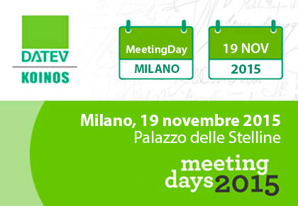 Meeting Day DATEV KOINOS